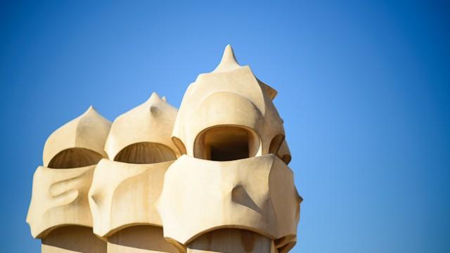 Barcelona; Gaudi city